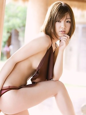 Asami Tani Asian with big...