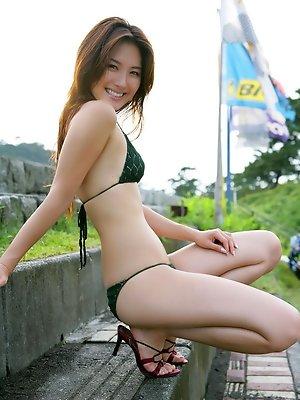 Haruna Yabuki Asian shows...