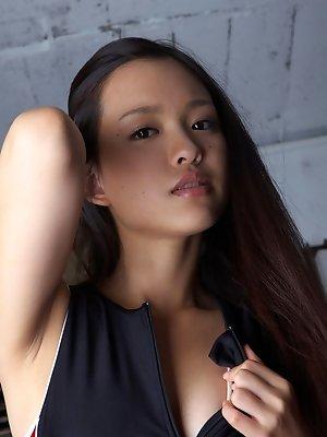 Shizuka Asian with sexy...